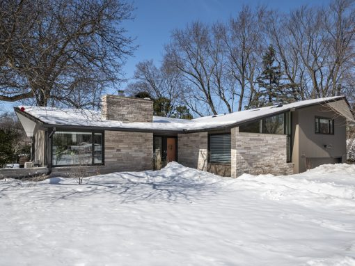 A Madison mid-century modern update