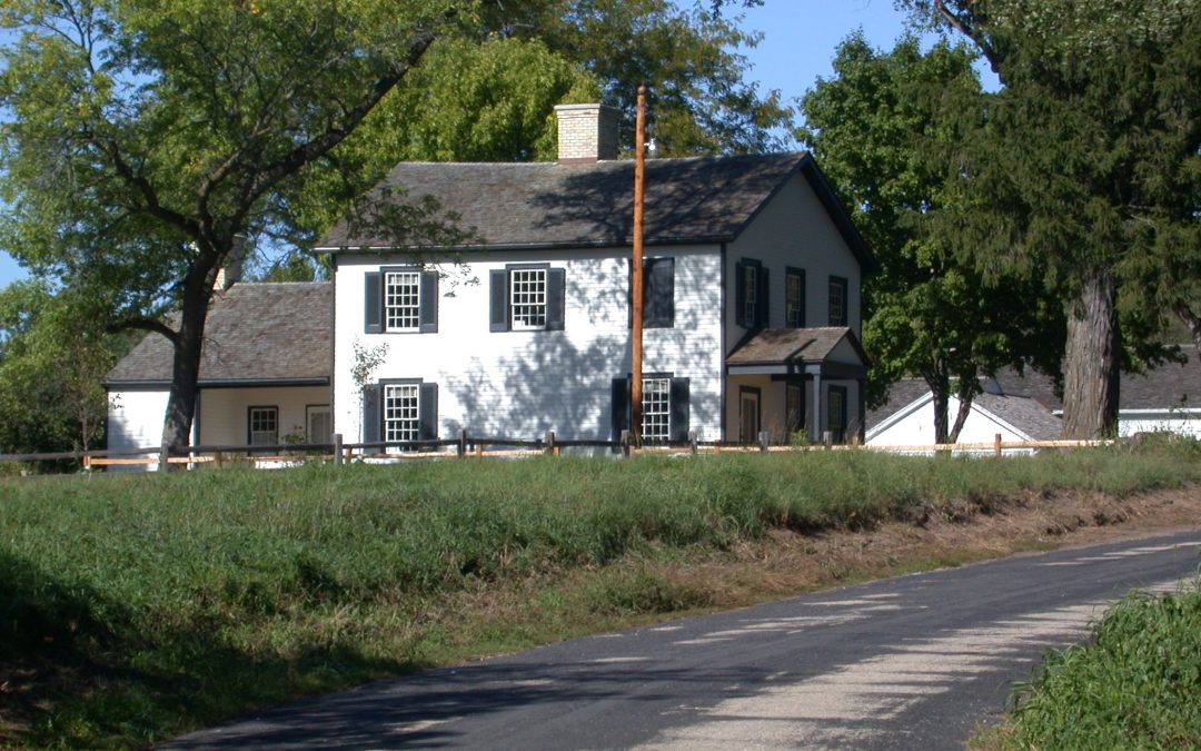 Indian Agency House Restoration