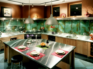 Kitchen: Industrial Arts