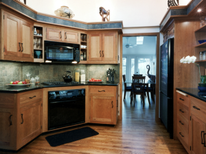 Kitchen: Housewrights Cabinets