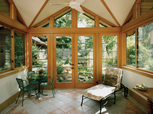 Outdoor: Garden Sunroom